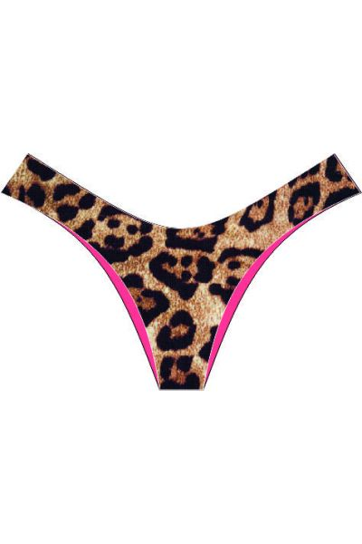 """URBAN SAFARI"" HIP BONE BRAZILIAN SLIP"
