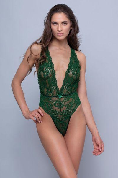 Body String, Πράσινο -2385GR