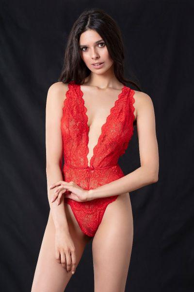 Body String Κόκκινο