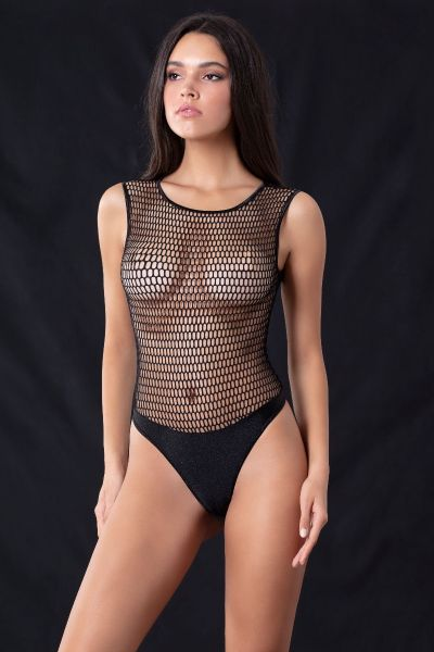 Body String Δίχτυ Μαύρο