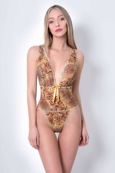 Body Brazil, Animal Print-2376