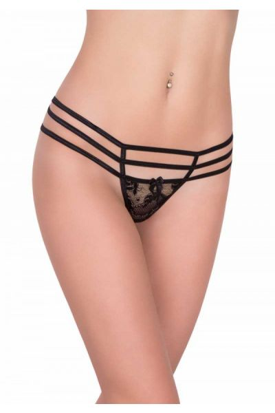 Open crotch G-String - 6576