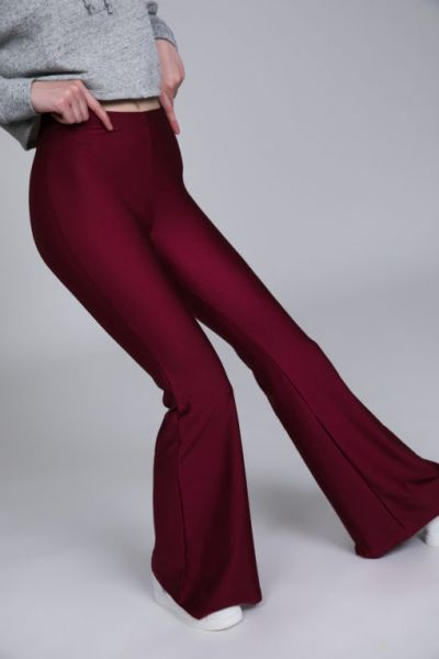 PCP-BEL-AIR Trousers, Cherry