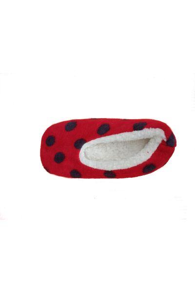 Παντόφλες fleece - 3087R