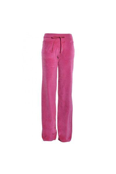 Βελουτέ παντελόνι - 609111 FUCHIA