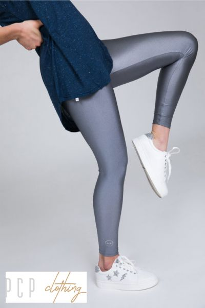 PCP-Jacqueline shiny Grey κολάν.
